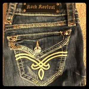 Rock revival 28 jeans